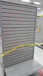 RETAIL STORE AND BACKROOM / WAREHOUSE FIXTURES / SHELVES