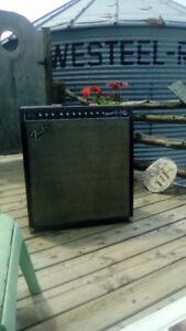 Vintage Fender 410 Concert Amp
