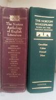 Norton Shakespeare & Norton Anthology of English Literature