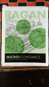 Microeconomics Textbook & Study Guide 14th ED