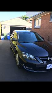 2007 MazdaSPEED 3 First Generation