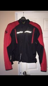 Scorpion mens motorcycle jacket $220.00 o.b.o