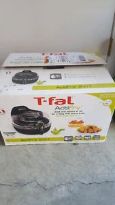T-fal Actifry 2-in-1 Deep Fryer - 1.5 kg - Black