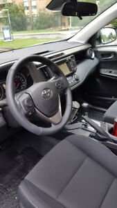 Lease take over Toyota RAV4 2018 AWD XLE