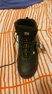 H/H Helly Hansen Leather Hiker work wear safety shoes