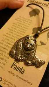 Handcrafted Pewter Necklaces and Keychains