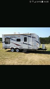 Wanted... 17-20 ft travel trailer or hybrid..
