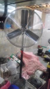 Canarm high-velocity Pedestal fan