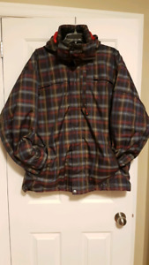 Unisex Liquid Ski Jacket - Size Large