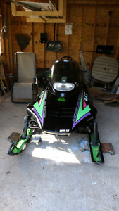1992 Arctic Cat EXT 550 EFI