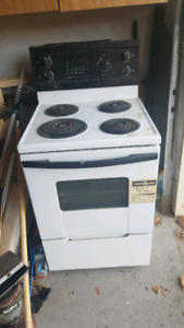 Stovetop and Oven