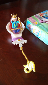 Playmobil - 4815 - Neptune Ocean King with Seahorse Carriage