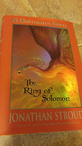 The Ring of Solomon- 2010 Hard Cover
