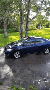 2011 Toyota Corolla Sedan (Will take any resonable offer)