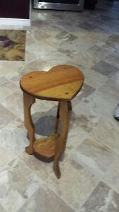 Heart Shaped Table New Price