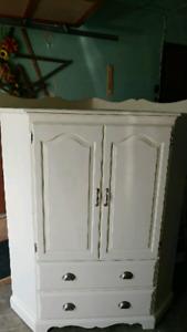 Tv/ wardrobe cabinet