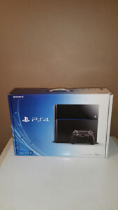 PLayStation 4 PS4 mint