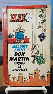 Various Mad pocket books