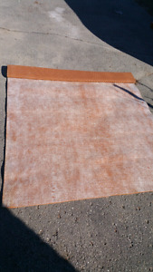 Carpet Underlay and carpet