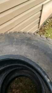 Firestone 275/70/r18 tires for sale