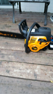 20in Poulan pro chainsaw