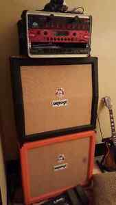 Orange Amplification 4x12