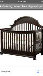 Convertible Crib With Conversion Kit Kijiji In Ontario Buy
