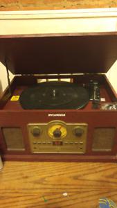 Sylvania 5 in 1 stereo.