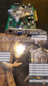 Ge force video card