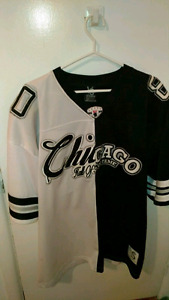 Chicago hall of fame jersey