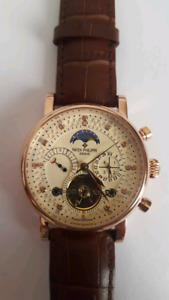 Patek Philippe Mens Designer Watch