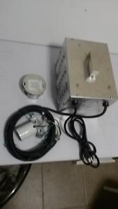 400 Watt HPS grow light (no bulb)