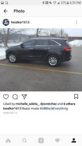 2017 Kia Sorento SUV, Crossover