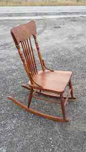 2 ROCKING CHAIRS Belleville Belleville Area image 1