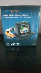 Negatives scanner
