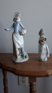 Lovely figurines
