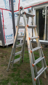 LITTLE GIANT LADDER SYSTEM 300 obo