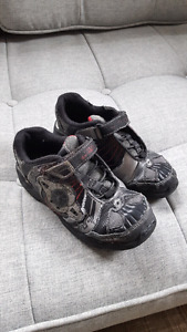 Star Wars Running Shoes-  Size 11.