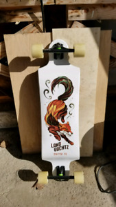 Long board Land Yachtz