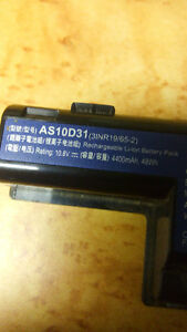Laptop Battery for an Acer Aspire 5250