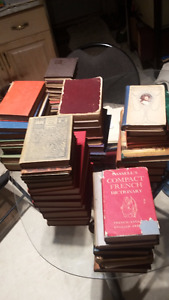 Collection of Rare, Out-of-Print Books