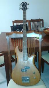 Rare Vintage BC Rich NJ Series Eagle Bass