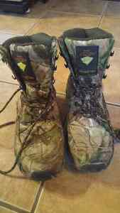Herman Survivors insulated hunting boot- size 8