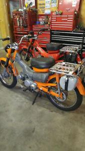 Honda trail 90 cc 1973 and 1979