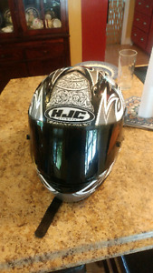 HJC mutant helmet 2XL