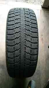 Winter Tires! (195 55R 16) $50 for all 4