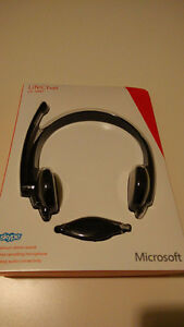 Brand New in Box Microsoft LifeChat LX-1000 Headset