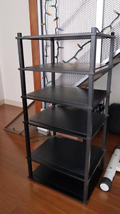 Stereo Stand Rack