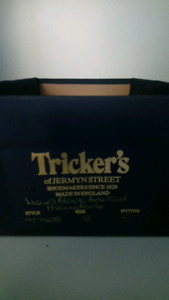 Trickers Boots Made in England Perfect for Canada Goose Mackage