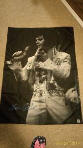 ELVIS CLOTH PRINT